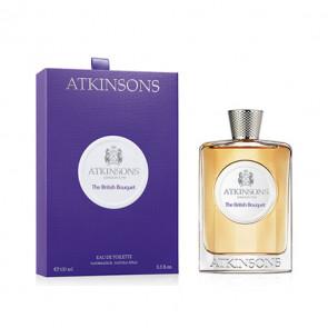 Atkinsons THE BRITISH BOUQUET Eau de toilette Vaporizador 100 ml