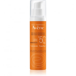 Avène Fluid SPF50+ Tinted fluid 50 ml