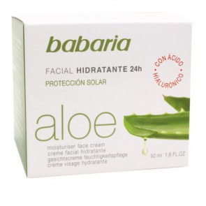 Babaria ALOE Moisturiser Face Cream 50 ml