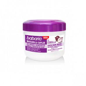 Babaria CEBOLLA Mascarilla Capilar Antioxidante 400 ml