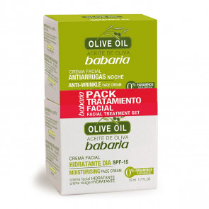 Babaria Cofanetto OLIVE OIL