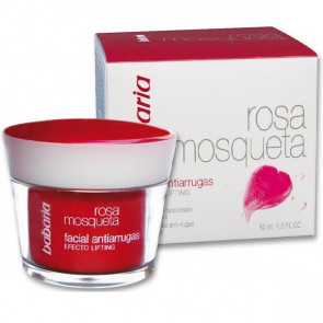 Babaria ROSA MOSQUETA Anti-Wrikle Face Cream 50 ml