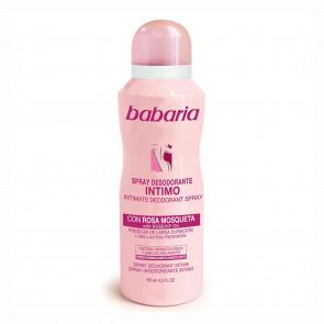 Babaria Rosa Mosqueta Desodorante Intimo Spray 150 ml