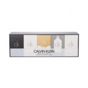 Calvin Klein Lote CALVIN KLEIN DELUXE Travel Collection MIniaturas