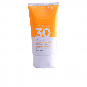 Clarins SOLAIRE Gel en Huile Invisible SPF30 150 ml