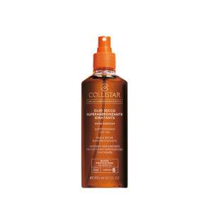 Collistar PERFECT TANNING Dry Oil SPF 6 Aceite bronceador 200 ml