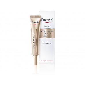 Eucerin Hyaluron-Filler + Elasticity Contorno de Ojos SPF15 15 ml