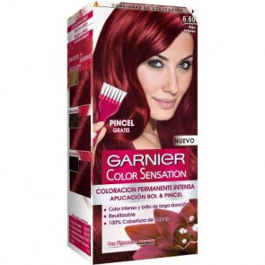 Garnier Color Sensation - 6,60 Rojo intenso