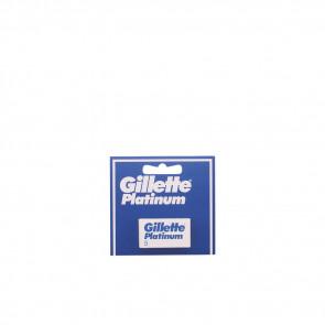 Gillette PLATINUM Recambio de Cuchillas 5 u