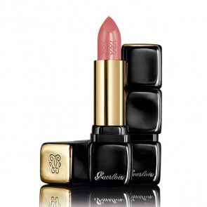 Guerlain KISSKISS Le Rouge Creme Galbant 308 Nude Lover