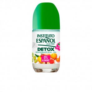 Instituto Español DETOX 0% ALUMINIO Desodorante roll-on 75 ml