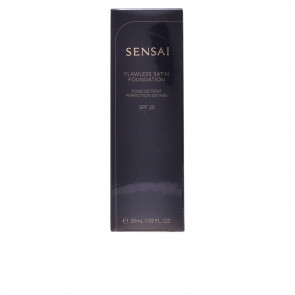 Kanebo SENSAI Flawless Satin Foundation 203 Neutral Beige 30 ml