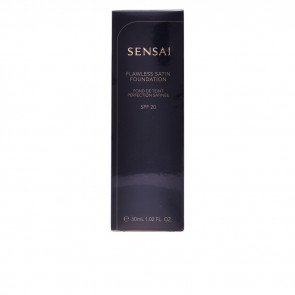 Kanebo SENSAI Flawless Satin Foundation 205 Mocha Beige 30 ml