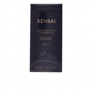 Kanebo SENSAI Luminous Sheer Foundation 204.5 Warm Beige 30 ml