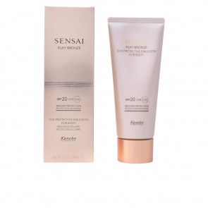 Kanebo SENSAI SILKY BRONZE Sun Protective Emulsion For Body SPF20 150 ml