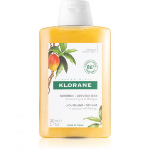 Klorane Nourishing Shampoo with Mango 200 ml
