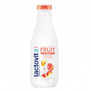 Lactovit FRUIT ENERGY Gel de ducha 600 ml