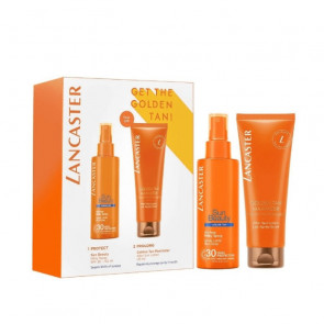 Lancaster Lote GET THE GOLDEN TAN! Set de cuidado corporal