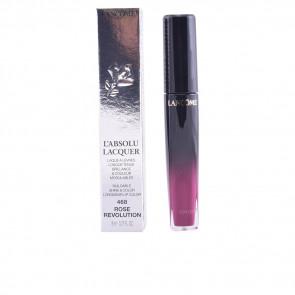 Lancôme L'ABSOLU LACQUER Laque à Lèvres 468 Rose Revolution 8 ml