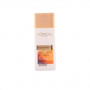 L'Oréal AGE PERFECT Leche Desmaquillante Piel Madura 200 ml