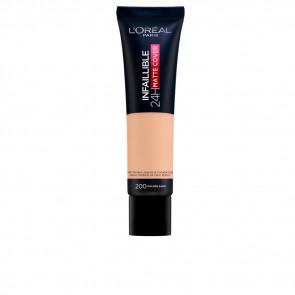 L'Oréal Infalible 24H Matte Cover Foundation - 200 Golden Sand