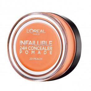 L'Oréal INFALIBLE CONCEALER POMADE - 20 Peach