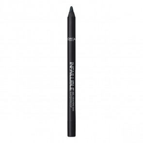 L'Oréal Infallible Gel Crayon 24h Waterproof - 01 Black