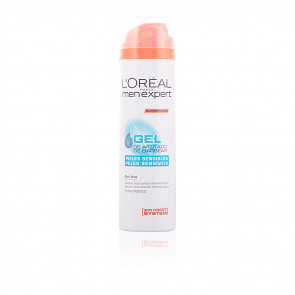 L'Oréal Men Expert Gel de Afeitado Pieles Sensibles 200 ml