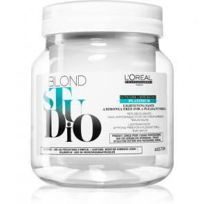 L'Oréal Professionnel Blond Studio Platinum Lightening paste Ammonia Free 500 ml