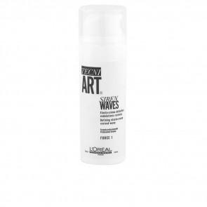 L'Oréal Professionnel TecniArt Siren Waves - Force 1 150 ml