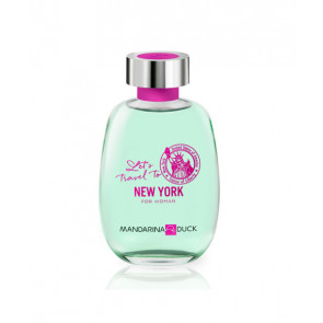 Mandarina Duck LET'S TRAVEL TO NEW YORK FOR WOMAN Eau de toilette 100 ml