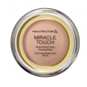 Max Factor MIRACLE TOUCH Liquid Illusion Foundation 045 Warm Almond