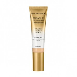 Max Factor Miracle Touch Second skin found - 3 Light 30 ml