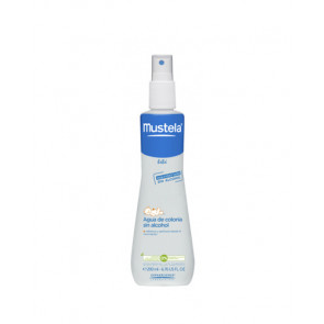 Mustela Agua de Colonia Bebé Sin Alcohol 200 ml