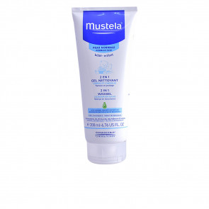Mustela BÉBÉ 2 IN 1 Hair & Body Wash 200 ml