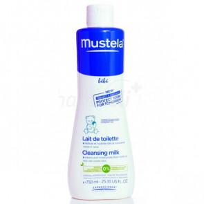 Mustela BEBE Latte di toilette Pelle Secca 750 ml