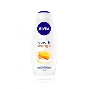 Nivea CARE & ORANGE Gel de ducha 750 ml