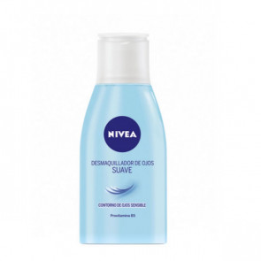 Nivea Soft Eye Makeup Remover 125 ml