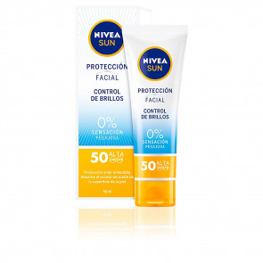 Nivea Sun Protección Facial Control de brillos SPF50 50 ml