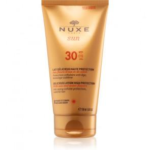 Nuxe NUXE SUN Lait Délicieux Haute Protection SPF30 150 ml