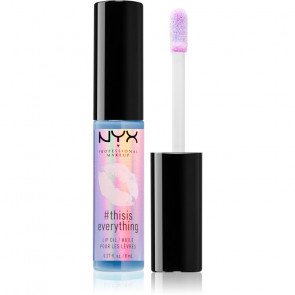 NYX Thisiseverything Lip oil - Sheer lavender 8 ml