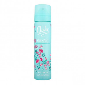 Revlon CHARLIE ENCHANT Perfumed Body Fragance 75 ml