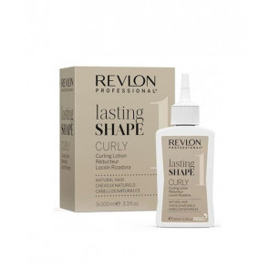 Revlon LASTING SHAPE CURLY Curling Lotion 3 x 100 ml