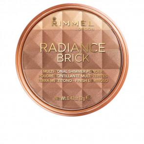 Rimmel Radiance Brick Multi-Tonal Shimmer Powder - 002