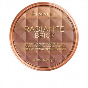Rimmel Radiance Brick Multi-Tonal Shimmer Powder - 003