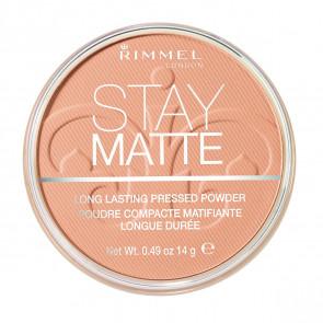 Rimmel STAY MATTE Long Lasting Pressed Powder 008