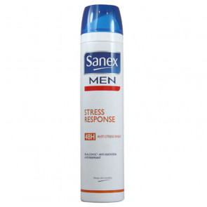 Sanex MEN STRESS RESPONSE 48H Desodorante spray 200 ml