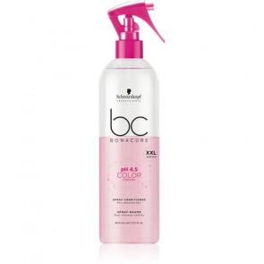 Schwarzkopf BC Color Freeze 4.5 pH Acondicionador spray 400 ml