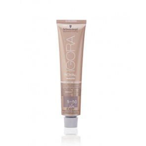 Schwarzkopf IGORA ROYAL ABSOLUTES 5-50 Crema de coloración permanente 60 ml
