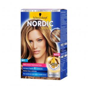Schwarzkopf Nordic Blonde - M1 Mechas radiantes